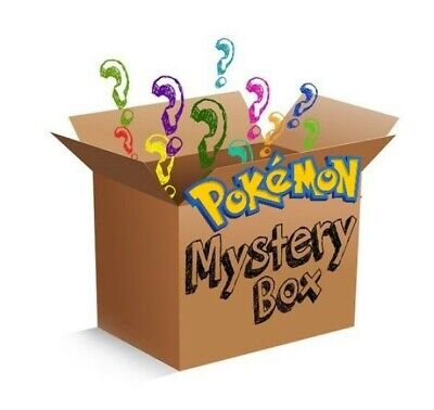 Pokemon Card Mystery Pack