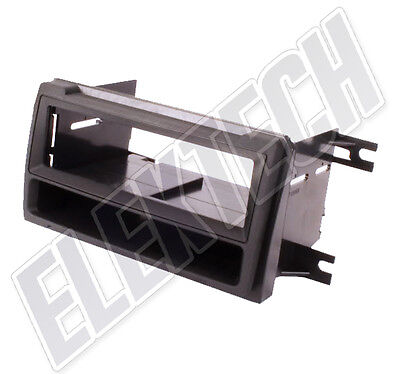 Single DIN Dash Kit w/Pocket Radio Replacement for Toyota Matrix & Pontiac Vibe Din Pocket Kit