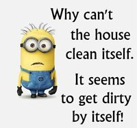 COME HOME TO A CLEAN HOUSE & EXPERIENCE THE DIFFERENCE!