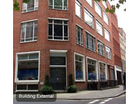 SOHO Office Space to Let, W1T - Flexible Terms   2 - 80 people