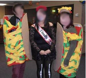 2 Taco shell costumes Glandore Marion Area Preview