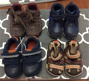 Toddler boy size 5 shoe lot (together or separate) $3-$10