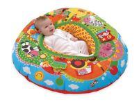 Baby activity ring / play nest / doughnut