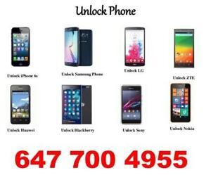 UNLOCK ANY SAMSUNG, LG, IPHONE, HTC,BLACKBERRY, MOTOROLA, ZTE & MORE,REMOTE USB UNLOCK, AND MANY MORE