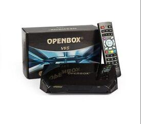 Openbox v8s/ v9s loaded all channels