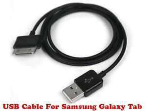 Samsung Galaxy Tab 2/10.1/8.9 Note 10  USB Sync Data Cable $5.00