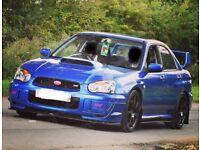 Subaru Impresa wrx sti uk Prodrive 305bhp Swap or px possible