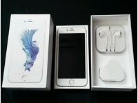 BRAND NEW IPHONE 6S 128GB UNLOCKED IN SILVER