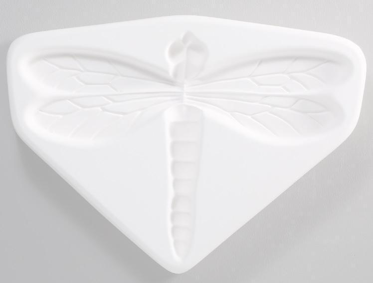 Customer Favorite! Little Fritters 111 Large Dragonfly Ceramic Mold