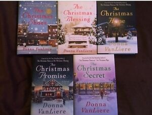 Donna Vanliere Book Collection