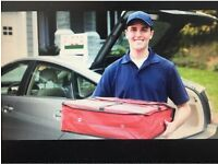 Delivery Driver required URGENT !!!