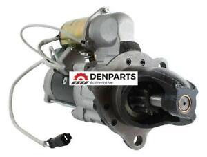 olt Starter For Komatsu GD605A GD623A GD663A Diesel Motor Grader