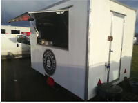 Catering Trailer - 8k ono - fully kitted out and ready to go