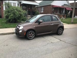 Price to sell $3000 Fiat 500/2012