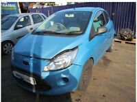 Cheap Ford KA For Sale, Very Light Damage