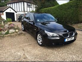 Beautiful Black BMW 320D. Full leather seats & tinted windows throughout. Lady owner.