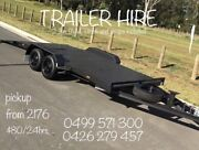 16ft Car Trailer Hire $80/24hrs pickup from2176 Abbotsbury Fairfield Area Preview