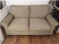 Laura Ashley Abingdon sofa beige