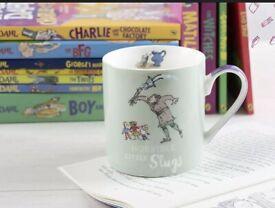 "Matilda ""Horrible little slugs"" mug"