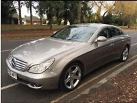 2006 Mercedes CLS 320 cdi deisel, fsh, full mot, top spec, px swap