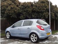 2007 Vauxhall Corsa 1.4 Club A/C Automatic, Low Millage. Great Car, Lady Owner. BARGAIN