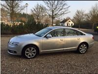*AUDI A6 FULLY LOADED FACELIFT* hpi clear not damaged