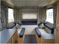 Pennine Sterling SE 510 2004 Folding Camper