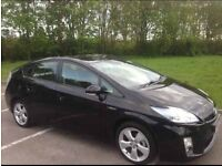 TOYOTA PRIUS HYBRID PCO HIRE UBER APPROVED £150 Per Week Choice of 15 Cars Fully maintained
