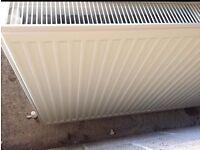 Radiator off white 100cm x 70cm