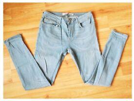 Topman 'Spray on skinny' jeans