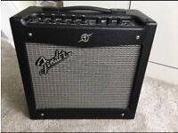 Fender Mustang I V2 Combo Guitar Amplifier - Excellent Condition