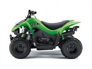 2018 Kawasaki KFX50 / 12$/sem