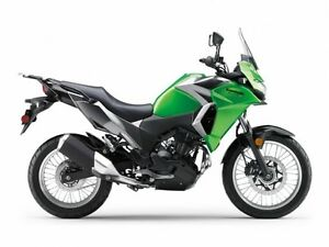 2017 Kawasaki Versys X 300 ABS ALL NEW MODEL!