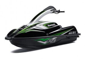 2017 Kawasaki SX-R Stand Up and all other Models in stock