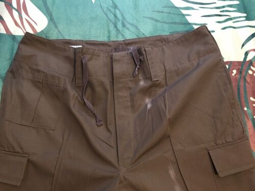SADF Nutria brown trousers pants in extra large size beautiful mint condition