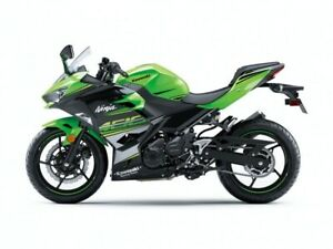 2019 Kawasaki NINJA 400 ABS KAWASAKI RACING TEAM EDTION