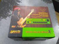 Markbass Head Little Mark Ninja Bass Amp Amplifier Head Richard Bona Signature