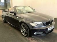 2013 BMW 1 Series 2.0 118d Sport Plus Edition 2dr Convertible Diesel Manual