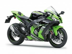2017 Kawasaki NINJA ZX 10R ABS KAWASAKI RACING TEAM EDITION