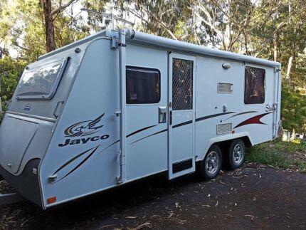 Jayco Sterling pop up caravan