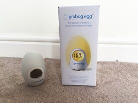 Gro-Egg Children's Room Thermometer