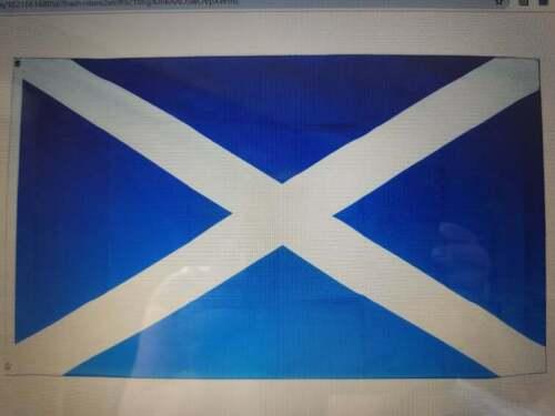 St Andrew Cross Flag