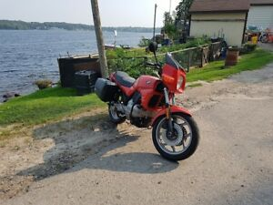 BMW K75c - Touring set up - well maintained - OBO