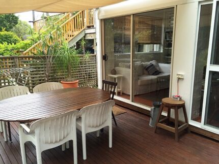 Dee Why Beach Garden Flat - Fully self-contained & furnished Dee Why Manly Area Preview