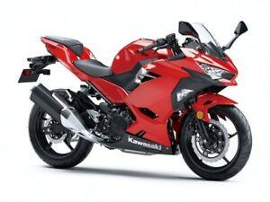 2019 Kawasaki Ninja 400 ABS Financement à partir de 3.99%
