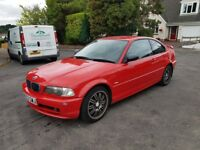 BMW 318 Ci 2.0 - Low Milage 88K / Loads of service history / Long MOT