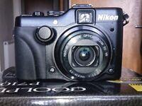 Nikon Coolpix P7100 - Mint Condition -