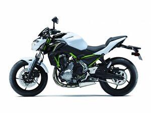 2017 Kawasaki Z650 ALL NEW MODEL!