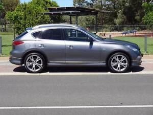 Fully Optioned Nissan 2011 Skyline Crossover 370GT Burton Salisbury Area Preview