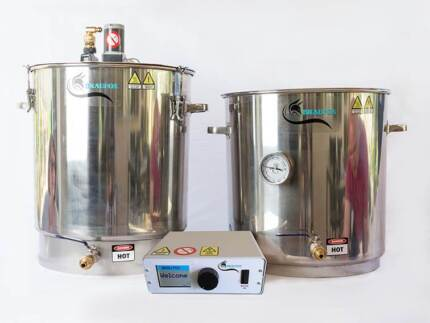 BRAUFOX  BF-70L  BEER BREWERY WITH ELECTRONIC MASHAUTOMATIC Bunbury 6230 Bunbury Area Preview